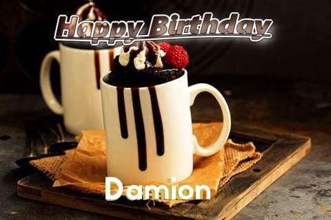 Damion Birthday Celebration
