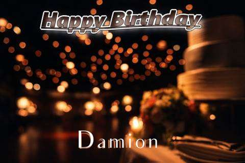 Damion Cakes