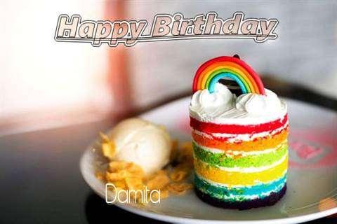 Birthday Images for Damita