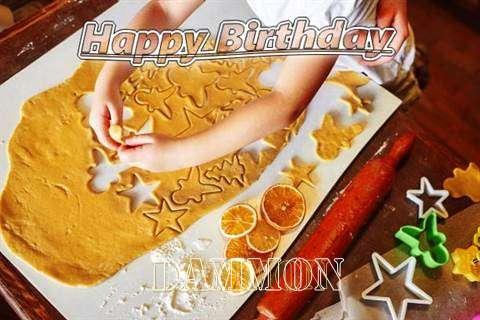 Dammon Birthday Celebration
