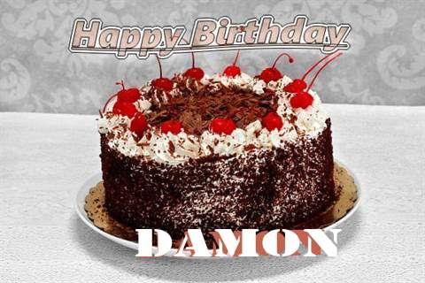 Happy Birthday Damon