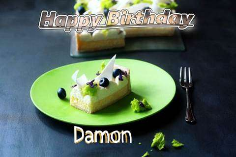 Damon Birthday Celebration