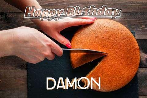 Happy Birthday to You Damon