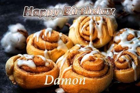 Wish Damon