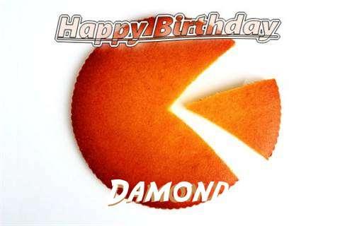 Damond Birthday Celebration