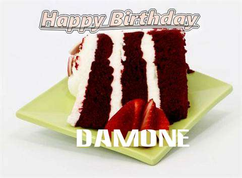Birthday Wishes with Images of Damone