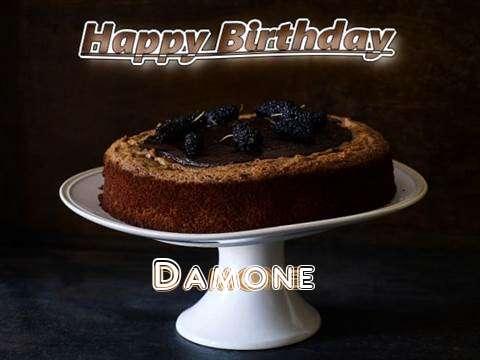 Damone Birthday Celebration