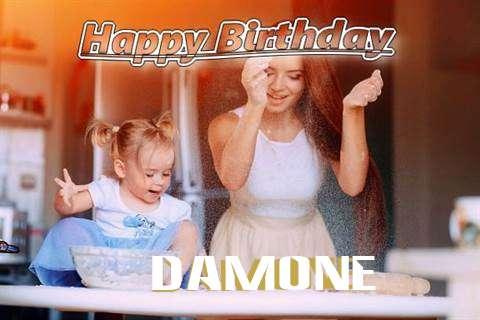 Happy Birthday to You Damone