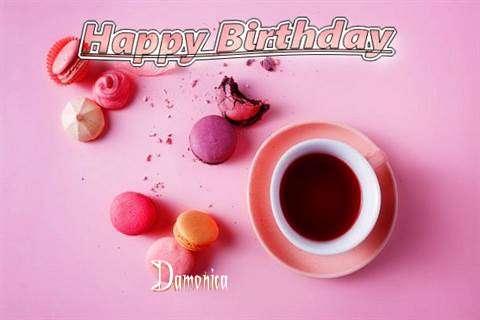 Happy Birthday to You Damonica