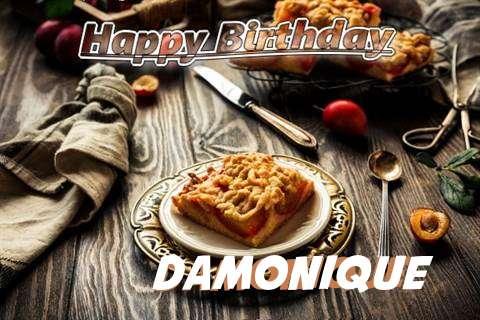Damonique Cakes