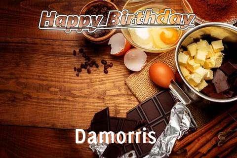 Wish Damorris