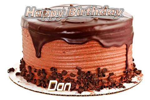 Happy Birthday Wishes for Dan