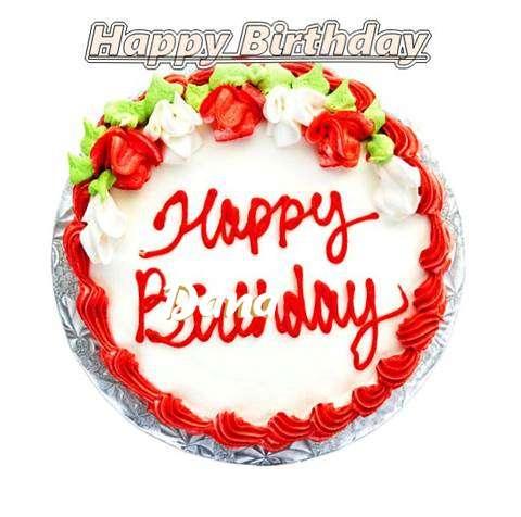 Happy Birthday Cake for Dana