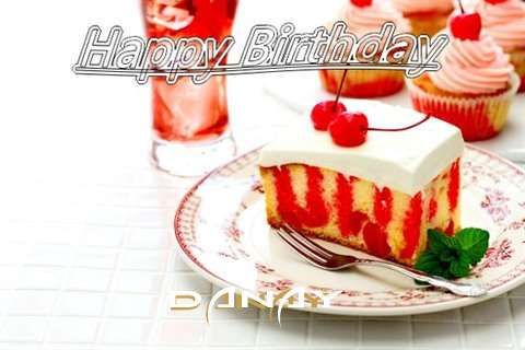 Happy Birthday Danay