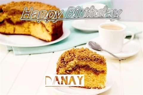 Wish Danay