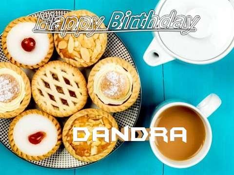 Happy Birthday Dandra