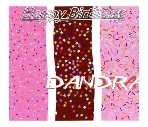 Happy Birthday Wishes for Dandra