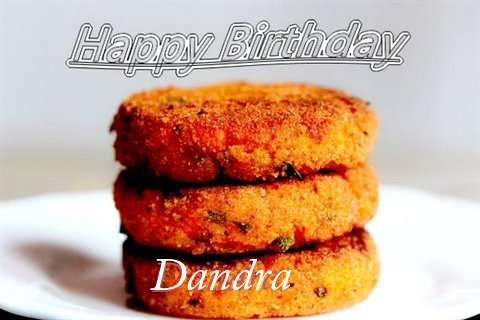 Dandra Cakes