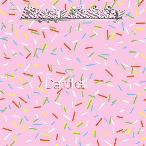 Dandrell Cakes