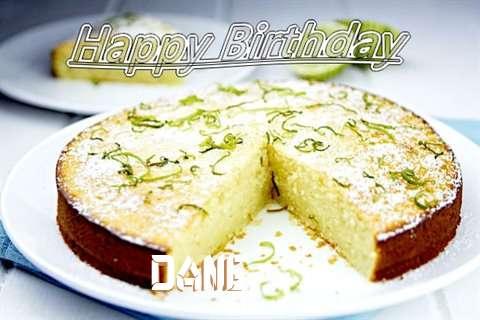 Happy Birthday Dane