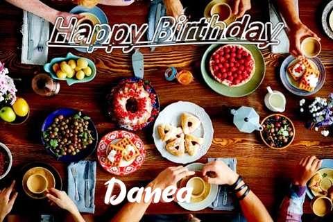 Happy Birthday to You Danea