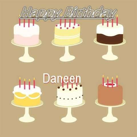 Daneen Birthday Celebration