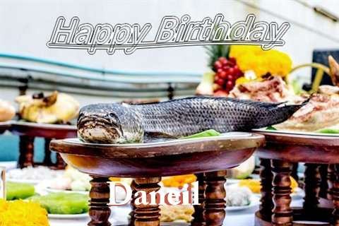 Daneil Birthday Celebration