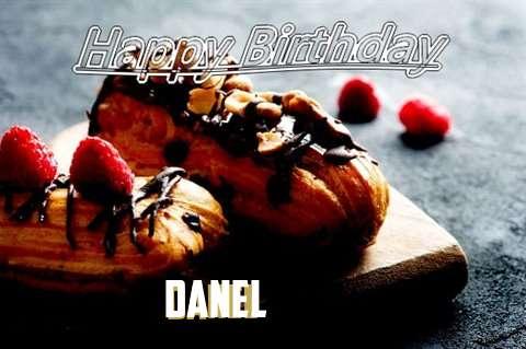 Happy Birthday Danel