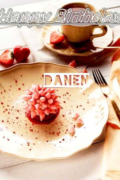 Happy Birthday Danen