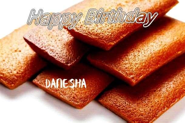 Happy Birthday to You Danesha