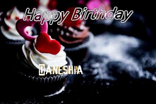 Birthday Images for Daneshia