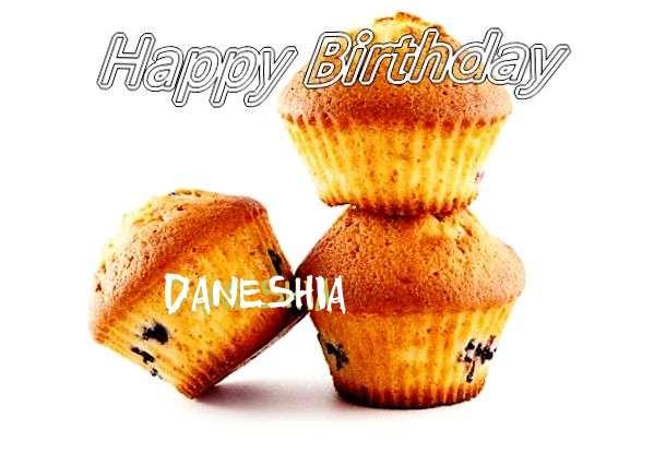 Happy Birthday to You Daneshia