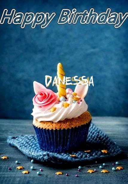 Happy Birthday to You Danessa