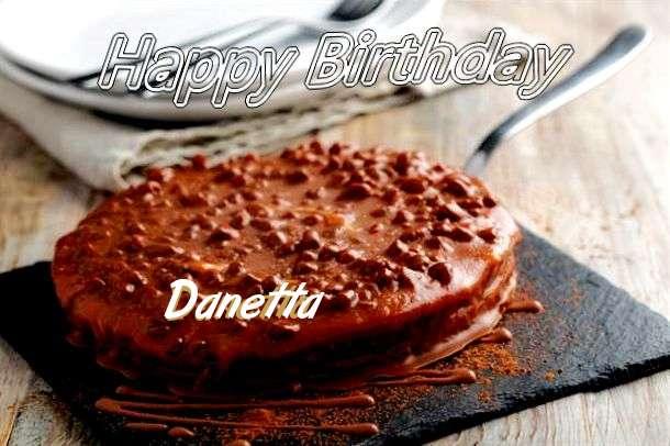 Birthday Images for Danetta
