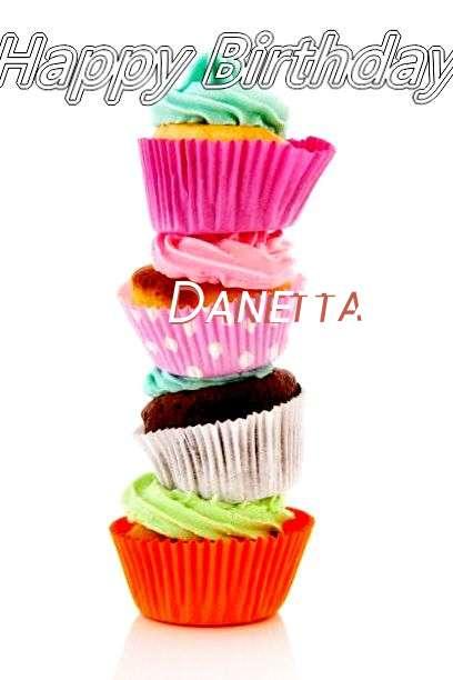 Happy Birthday to You Danetta