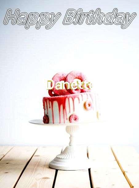 Happy Birthday Danette