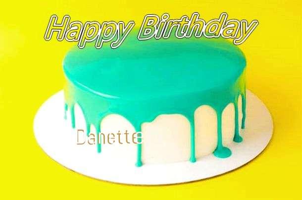 Wish Danette