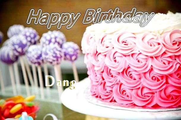 Happy Birthday Dang