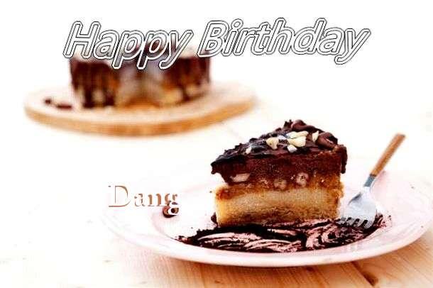 Dang Birthday Celebration