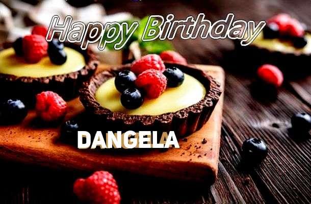 Happy Birthday to You Dangela