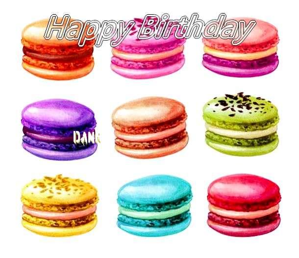 Happy Birthday Cake for Danh