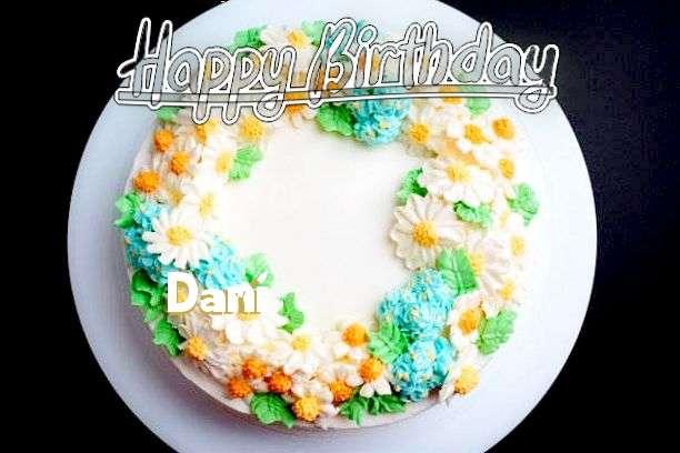 Dani Birthday Celebration