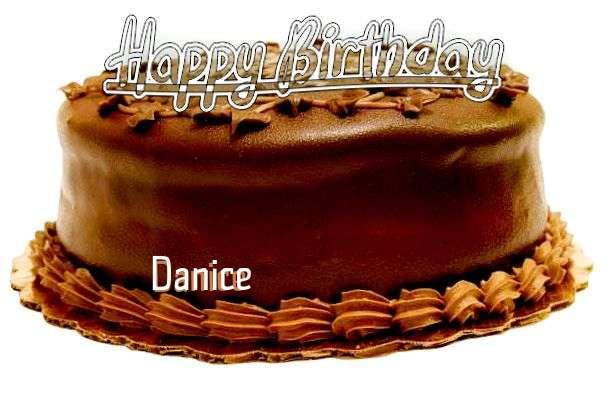 Happy Birthday to You Danice