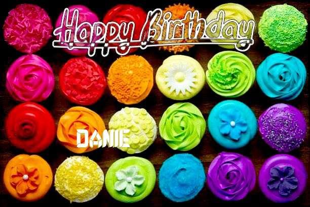 Happy Birthday to You Danie