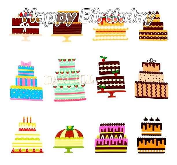 Daniell Birthday Celebration