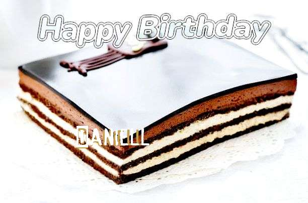 Happy Birthday to You Daniell
