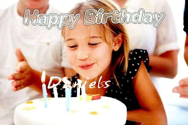 Daniels Birthday Celebration