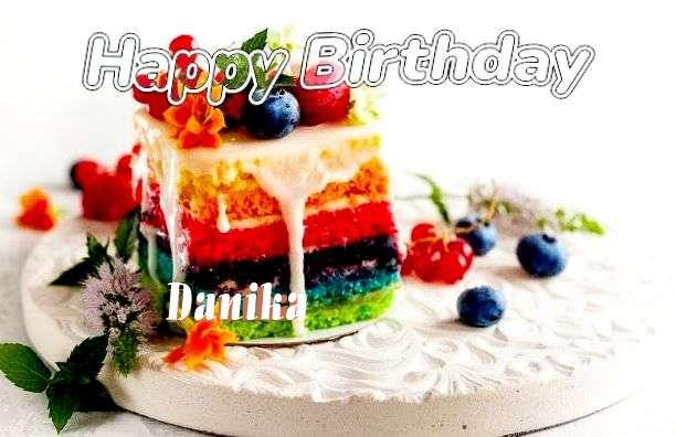 Happy Birthday to You Danika