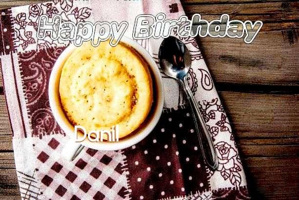 Happy Birthday to You Danil