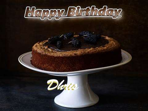 Dhris Birthday Celebration